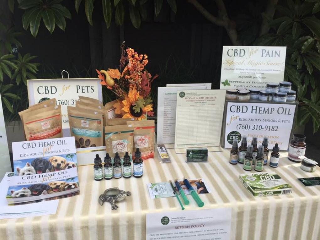 Solana Beach Farmers Market Sundays – Cannabis